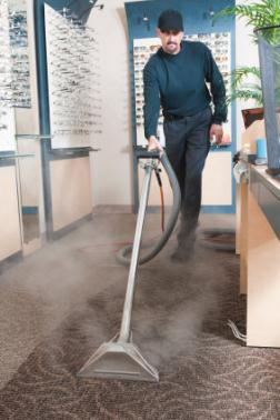 Commercial carpet cleaning in Hillside IL